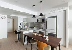 Apartment Renovation by Alfonso Ideas