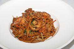 Noodles, Asian, Food, Plate