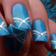 Cinderella type nails
