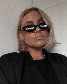 """Clara M on Instagram: """"mood"""" Always Tired, Bel Air, Wildfox, Round Sunglasses, Mood, Instagram, Fashion, Moda, Fashion Styles"""