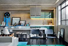 Apartamento de 95 m² ficou lindo decorado em tons pastel - Casa