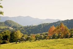 The Swag is a rapturous getaway near the Great Smoky Mountains