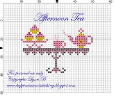 Happiness is Cross Stitching : My free patterns to you