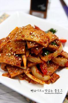 Korean Food, Apple Pie, Yummy Food, Dinner, Cooking, Desserts, Painting, Dinner Ideas, Food Food