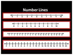 "FREE MATH LESSON - ""Number Lines"" - Go to The Best of Teacher Entrepreneurs for this and hundreds of free lessons.  Kindergarten - 5th Grade   #FreeLesson  #Math   http://www.thebestofteacherentrepreneurs.net/2014/12/free-math-lesson-number-lines.html"