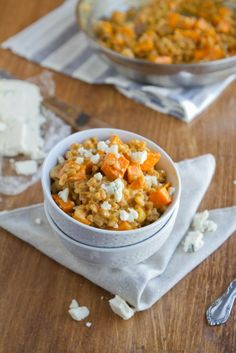 nut pancetta and sweet pea cheesy farro cooking has become a source of ...