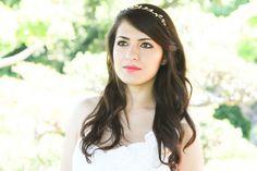 Ivory Berry Wreath Bridal Flower wedding by serenitycrystal, $24.00