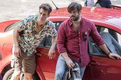 Egynyári kaland 4 évad 4 rész - Ákos és Levi Button Down Shirt, Men Casual, Mens Tops, Shirts, Fashion, Moda, Dress Shirt, Fashion Styles, Dress Shirts