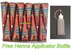Natural PPD and Chemicals Free Handmade Henna. Red Henna, White Henna, Henna Tattoo Kit, Henna Tattoo Designs, Diy Makeup Kit, Henna Paint, Henna Cones, Natural Henna, Bridal Henna