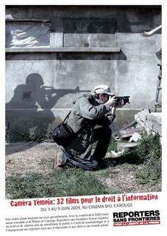 Reporters sans frontière - Protection des journalistes (Saatchi)