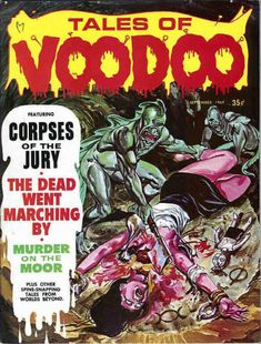 Tales of Voodoo - Volume #2 Issue #4 (Sep. 1969)