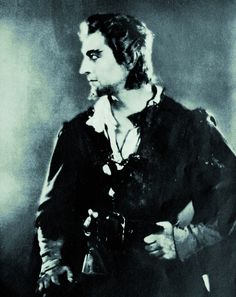 John Barrymore in 'The Beloved Rogue'