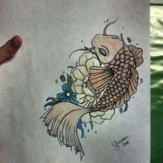 Koi fish tattoo art for Koi fish quotes