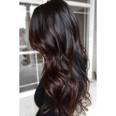 33 Hottest Brown Ombre Hair Ideas ❤ liked on Polyvore featuring hair