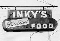 Inky's Italian Restaurant Toledo Ohio on Detroit Ave. In business for over 50 years. See them online