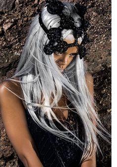 Rihanna -in Roberto Cavalli - Tush Magazine. Photo by Steven Gomillion & Dennis Leupold, Septe 2014♥  ♥ ✿ Ophelia Ryan✿♥