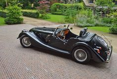 Morgan Plus 8 Type:3.9 V8 Bouwjaar:1993