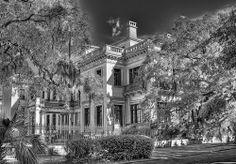 Savannah, Georgia (The Armstrong Mansion)