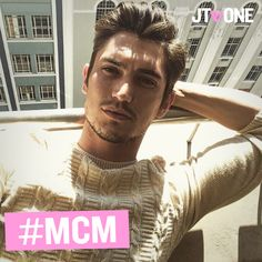 A dreamy morning with Marcel would be nice. Coffee not included. #LeSigh #mcm #3wishes #eyecandy #hottie #JTOne #jtonegirls