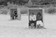 Untitled (On the beach) / Dziworski / Artists Polish, In This Moment, Couple Photos, Beach, Artist, Photography, Colors, Couple Shots, Vitreous Enamel