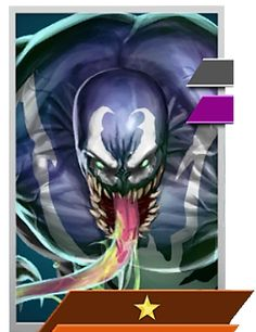 #Venom #Fan #Art. (Venom (Dark Avengers) In: Marvel Puzzle Quest!) By: AMADEUS CHO! (THE * 5 * STÅR * ÅWARD * OF: * AW YEAH, IT'S MAJOR ÅWESOMENESS!!!™)[THANK Ü 4 PINNING<·><]<©>ÅÅÅ+(OB4E)  https://s-media-cache-ak0.pinimg.com/474x/de/51/9f/de519ff0e3df4d79d1a6e428839360d3.jpg