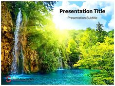 Nature Powerpoint Presentation HttpWwwSlideworldCom