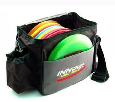 Innova Champion Discs Standard Bag BlackGray >>> See this great product.Note:It is affiliate link to Amazon.