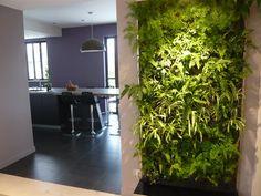 Projet mmi pinterest for Mur vegetal interieur