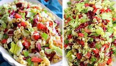 Search result for sprouts. easy and delicious homemade recipes. See great recipes for Chicken salad with veggies and sprouts too! Pasta Salad Italian, Sprouts Salad, Sprout Recipes, Food Inspiration, Cobb Salad, Low Carb Recipes, Potato Salad, Salads, Food And Drink