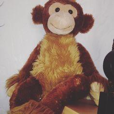 Life is good regards #happy #monkey  - #plushies #monkeys #monkeyingaround #monkeygirl #plushie #smile #smiling #goodday #toys #toystagram #cute #funny #imchildish #stuff #materia #b #misc #animal #animals #happiness  #happinessoverload #instagood #toys4life