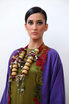 Florilège de la broderie marocaine - DOMCOHAS - domcohas.com