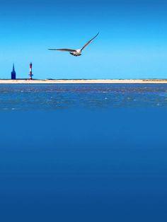 'Nordseeinsel Wangerooge' von Dirk h. Wendt bei artflakes.com als Poster oder Kunstdruck $6.75