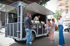 Glazed, Citroën HY. La folie des food trucks.
