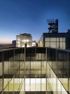 EU Mies Award :: Shortlisted 2015 Edition > Silesian Museum > Riegler Riewe Architekten ZT-Ges.m.b.H > Katowice, Poland