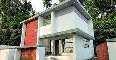പഴയ വീടു പൂർണമായും പൊളിച്ചു കളഞ്ഞാണ് പൊൻകുന്നത്തുള്ള രവീന്ദ്രകുമാറിനും കുടുംബത്തിനുമായി ഹാബിക്യൂവിലെ ആർക്കിടെക്ടുമാരായ ടോമിനും അശോകും ഈ വീട് ഒരുക്കി.25 Lakh House Plan. House in Kottayam. Renovation House Plans. Renovation Ideas.Veedu. Home Plans Kerala. Veed. House Plans Kerala. Home Style. Manorama Online Low Budget House, Kerala House Design, Kerala Houses, House Plans, Shed, Outdoor Structures, How To Plan, Grease, House Styles