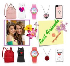 """""""7#SNAPMADE"""" by esmalapandic ❤ liked on Polyvore featuring beauty and Post-It"""