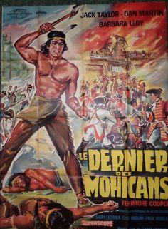 LE Dernier DES Mohicans 1965 Illustrateur Belinsky | eBay