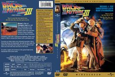 Back to Future 3 Doll House Crafts, Doll Crafts, Doll Houses, Back To Future 3, Capas Dvd, Blu Ray Movies, Folly Beach, Movie Covers, Michael J