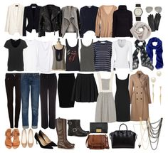 Clean and chic: French-Wardrobe-Parisian-Fashion-List-Essentials-Items