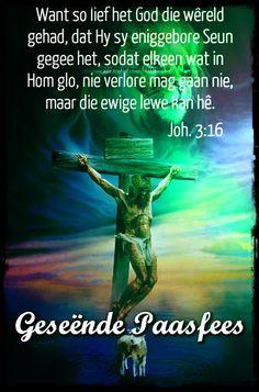 Christelike Boodskappies: DIE  SABBATDAG Goeie More, Flamingo Party, Lent, Christianity, Afrikaans Quotes, Bible, Faith, God, Easter