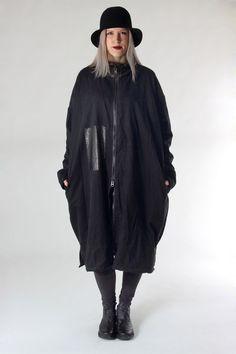 Nelly Johannson Winter 2015/16 #nelly #nellyjohannson #fashion #selectmode #selectmodeonline #wintercoat #wintermantel #oversizecoat #oversize #aw15