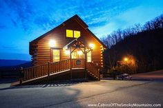 """The Preserve - 1 Bedroom - Cabins Of The Smoky Mountains -Official site for """"Breath of Fresh Air"""" cabin in Pigeon Forge. Book online and get over $400 in Trip Cash attraction tickets FREE."""