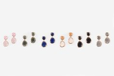 F/W 2015-016 Collection Inge Accessori Earrings Schilde/knokke