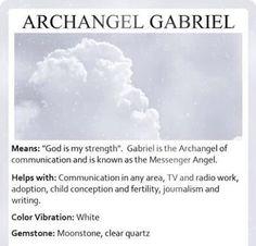 ~>Archangel Gabriel~>
