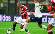 Clamorosa gaffe di Mediaset sul Milan. Da non credere! #milan #calcio #seriea #mediaset