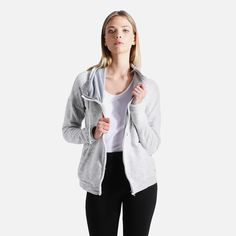 Vero Moda - Jane Zip Sweat