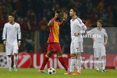 galatasaray 3 vs 2 real madrid (09/04/2013)  Drogba - ronaldo