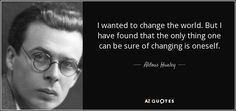 600 QUOTES BY ALDOUS HUXLEY [PAGE - 2] | A-Z Quotes