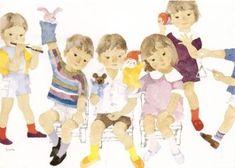잔잔하게 가슴을 두드리는 그 무엇 ..... : 네이버 블로그 Children's Book Illustration, Watercolor Illustration, Watercolor Art, Japanese Watercolor, Watercolor Paintings For Beginners, Painting People, Sketchbook Inspiration, Illustrators, Art Projects