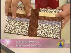 » A artesã Heloisa Gimenes ensina a fazer uma carteira feminina no programa SABOR DE VIDA da REDE APARECIDA. REDE APARECIDA Você em boa companhia www.A12.com...